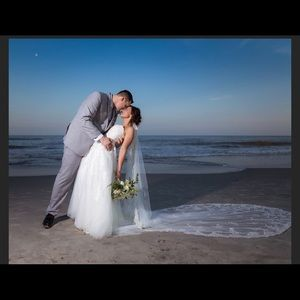 Essence of Australia Ivory Wedding Dress